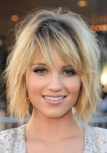 Short to Medium Layered Haircuts