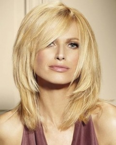 Shoulder Length Haircuts With Layers