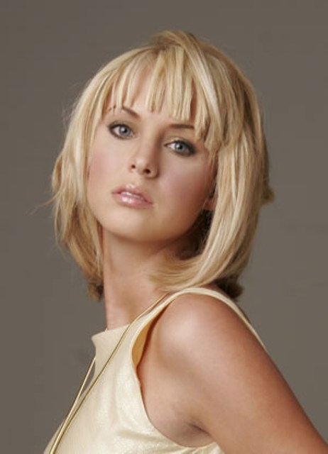 Shoulder Length Layered Haircuts For Thin Hair