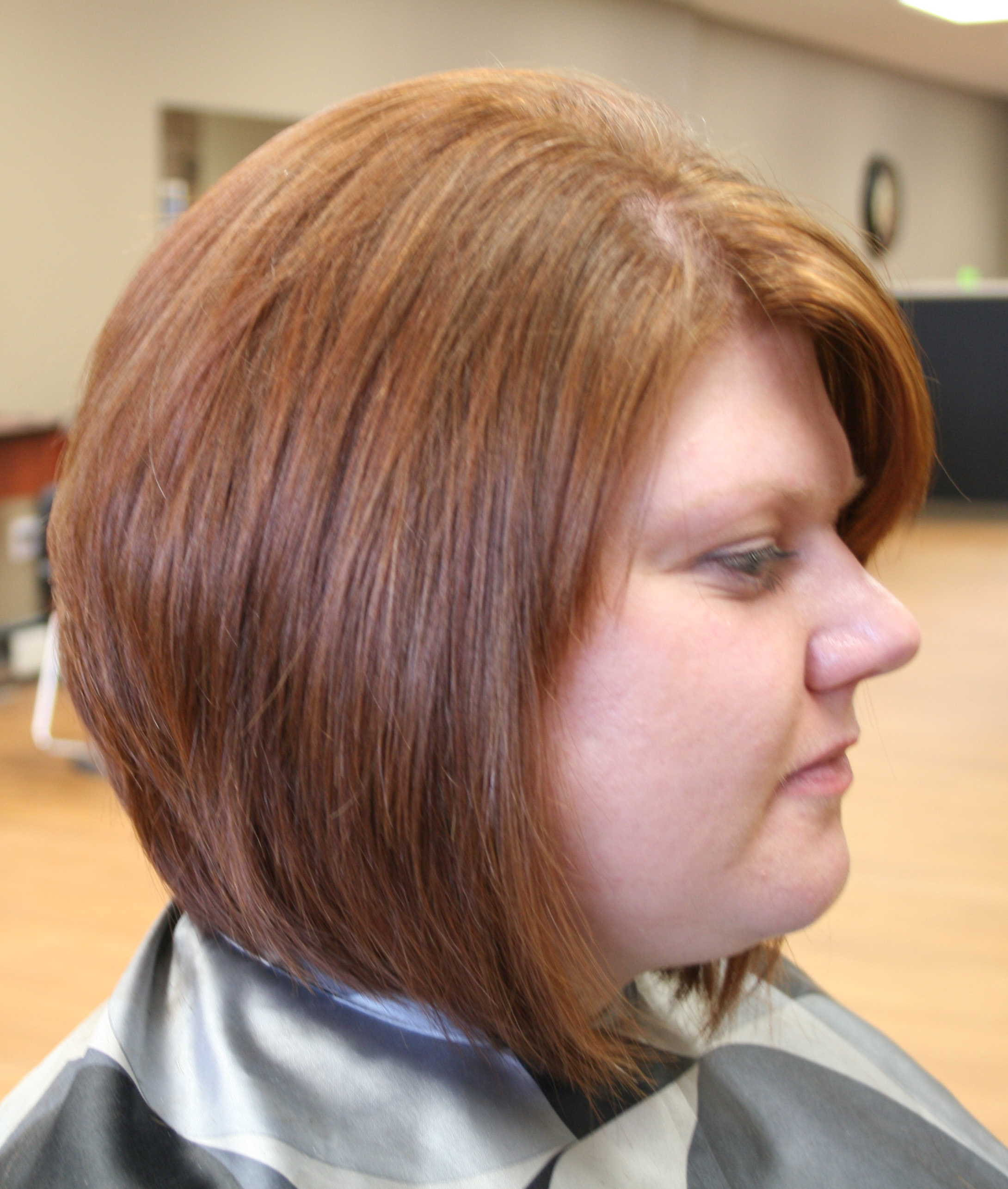 Haircuts bobs for round faces